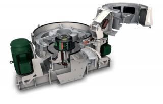 Ударному труду ударные дробилки Barmac серии B от @metsooutotec ! 💪🏻 В отличие от большинства дробилок, использующих металлические элементы для дробления породы, ударная дробилка с вертикальным валом Barmac серии B измельчает материал по принципу взаимного соударения частиц. Это обеспечивает минимально возможную себестоимость за тонну по сравнению с остальными технологиями ударного дробления. Высокая скорость, характеризующая работу данного оборудования, дает возможность получения продукта наивысшего качества среди представленных на рынке. Основные сферы применения Barmac – последний этап цикла дробления в горнодобывающей и строительной отраслях промышленности. Преимущества: • Получение продукта превосходной кубической формы. • Возможность коррекции крупности. • Менее активный износ благодаря принципу «камень о камень». • Возможность приема материала с мелкими фракциями. Подробная информация: 🔶 yugminerals.ru ☎️ 8 960 487 55 55