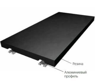 Плиты Trellex PТ изготовлены из износостойкой резины марки T60 с алюминиевыми крепёжными профилями, зафиксированными методом горячей вулканизации.  При использовании встроенных алюминиевых профилей требуется меньше точек фиксации, чем для стальных плит. Данная система уменьшает уровень шума и превосходно защищает питатели, первичные бункеры, желоба, силосы и другое подверженное износу оборудование строительной и горной отраслей. Основные сферы применения – обработка гравия и породы среднего размера.  Характеризуется стойкостью к pH 4 – 9 и воде любого типа, а также большинству масел и химикатов малой и умеренной концентрации. Наибольшую эффективность система демонстрирует в диапазоне температур от -25 до +70°C.  Подробная информация: 🔶 yugminerals.ru ☎️ 8 960 487 55 55